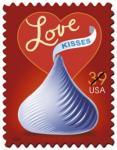 Kisses Stamp
