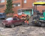 ремонт дорог в пущино