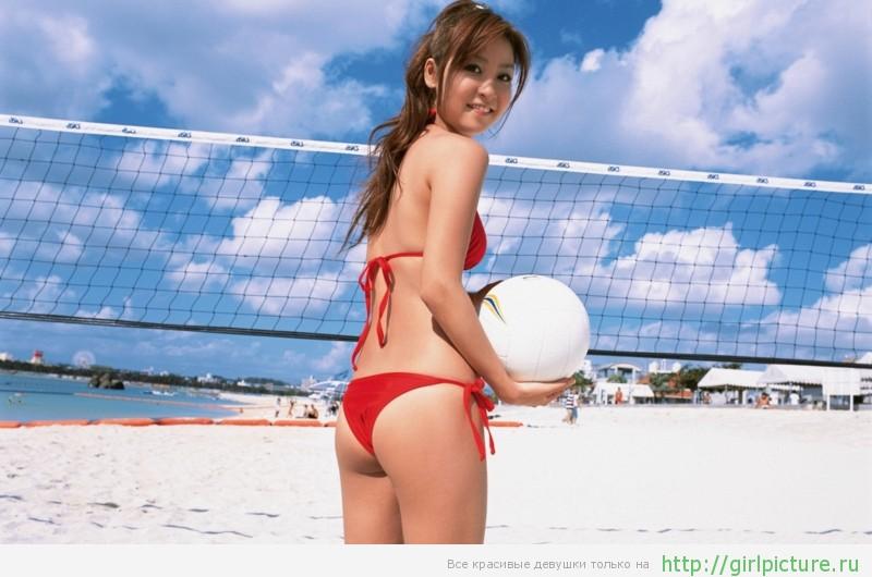 фото красивых японок в бикини