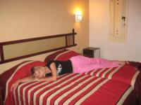 В Отеле В Сахаре
