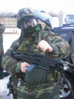 "Игра ""рамштайн"" 23.02.2008"