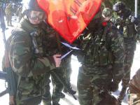 "Игра ""рамштайн"" 23.02. 2008"