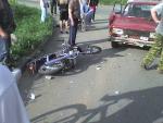 ДТП на выезде в сторону Балково